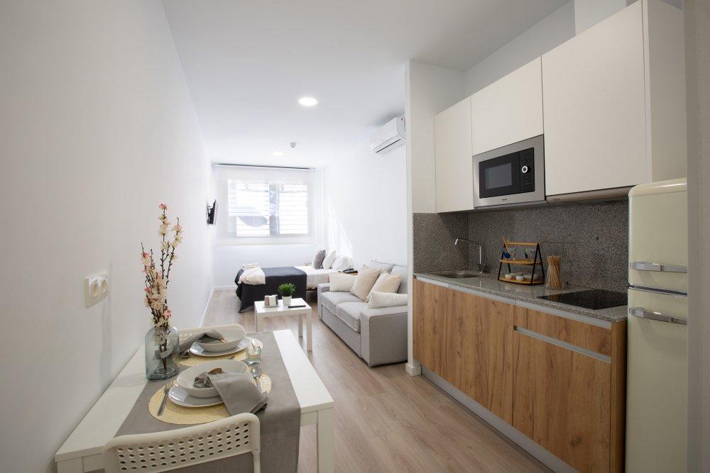 Apartahotel El Mirador Apartamento vista 1